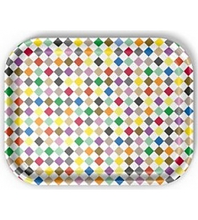 VITRA Tray Diamonds multicolor