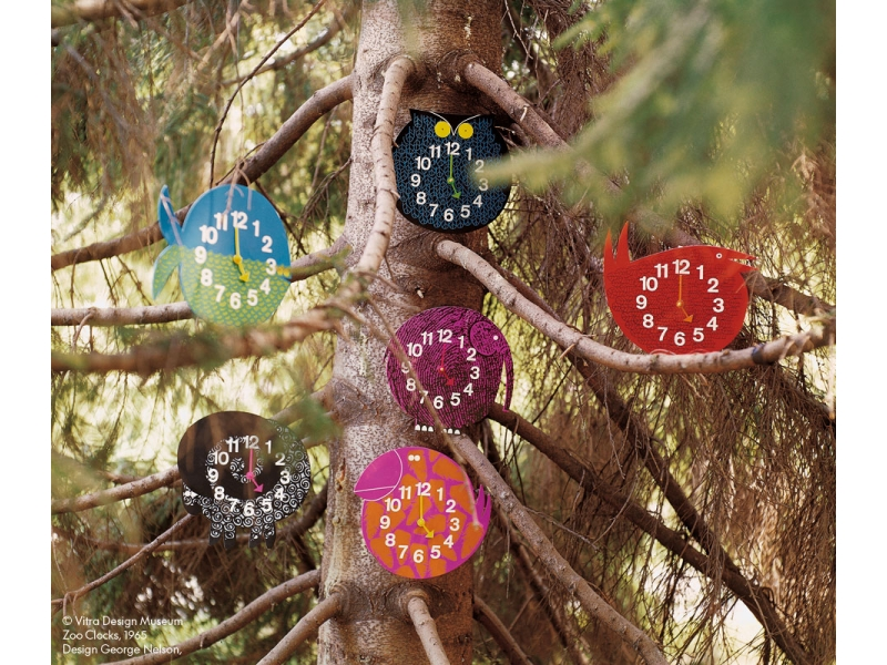 VITRA Omar the Owl wall clock - Фото 2