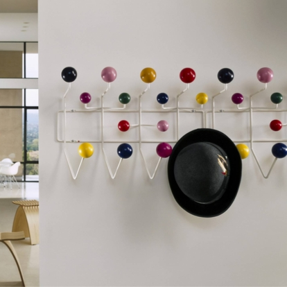 VITRA Hang it all White, multi-coloured - Фото 7