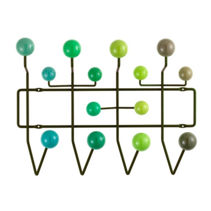 VITRA Hang it all Green, multi-tone - Фото 1