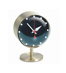 VITRA Night Clock brass, acrylic glass
