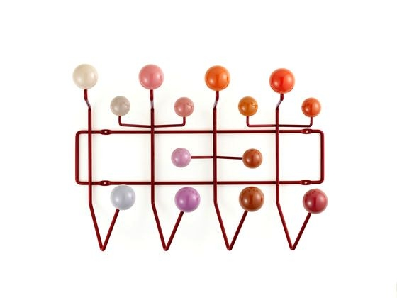 VITRA Hang it all Red, multi-tone - Фото 1