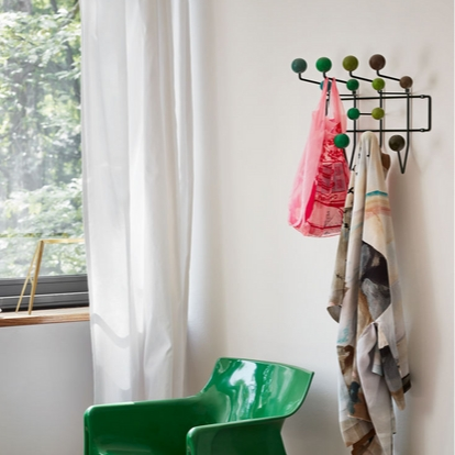 VITRA Hang it all Green, multi-tone - Фото 2