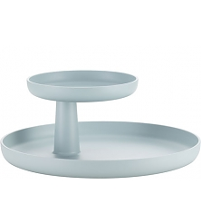 VITRA Rotary Tray ice gray