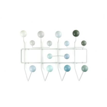 Фото - VITRA Hang it all White multi-tone