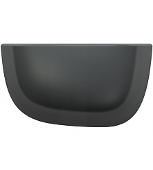 VITRA Corniche Small dark grey
