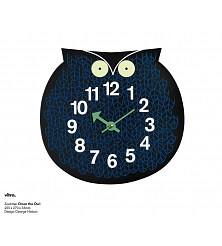 VITRA Omar the Owl multicolored print